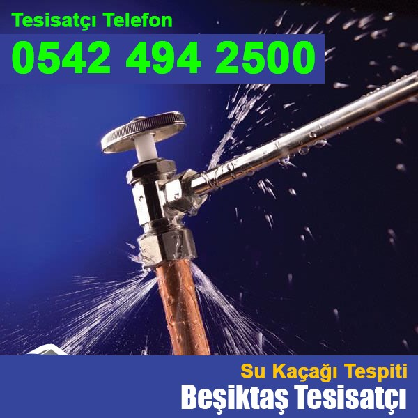 Beşiktaş Tesisatçı Telefon